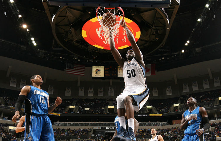 Orlando Magic v Memphis Grizzlies