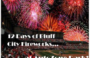 Bluff City Fireworks