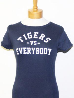 TigersVsEverybodyWomanNavyWhite