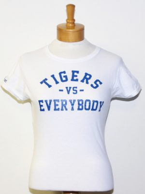TigersVsEverybodyWomenWhiteRoyal