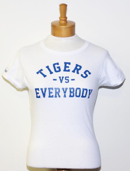 TigersVsEverybodyWomenWhiteRoyal
