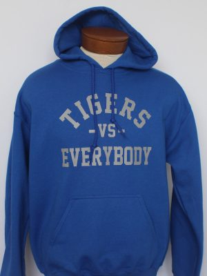 Tigers Vs Everybody Hoodie
