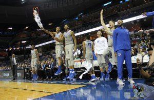 11-22 Memphis 104 McNeese 65 (160)