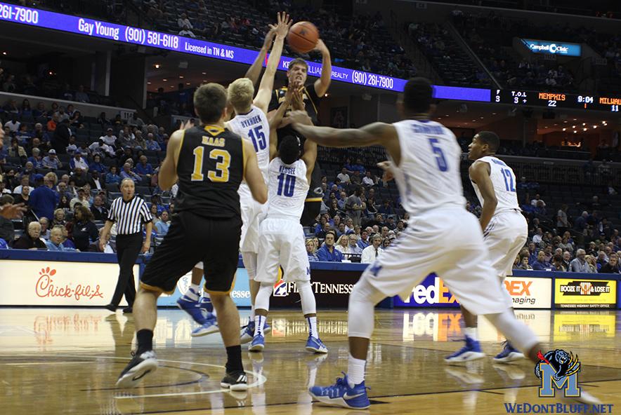 Memphis Vs Minnesota 11-16-16 (22)