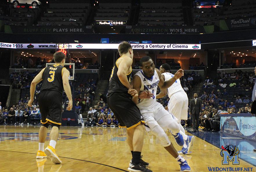 Memphis Vs Minnesota 11-16-16 (47)