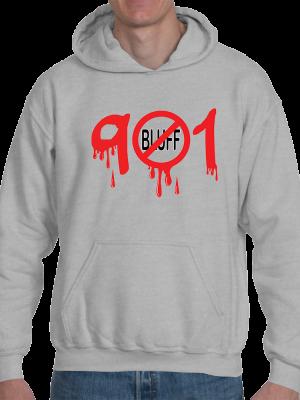 901Bluff--Blood-Hoodie---gray