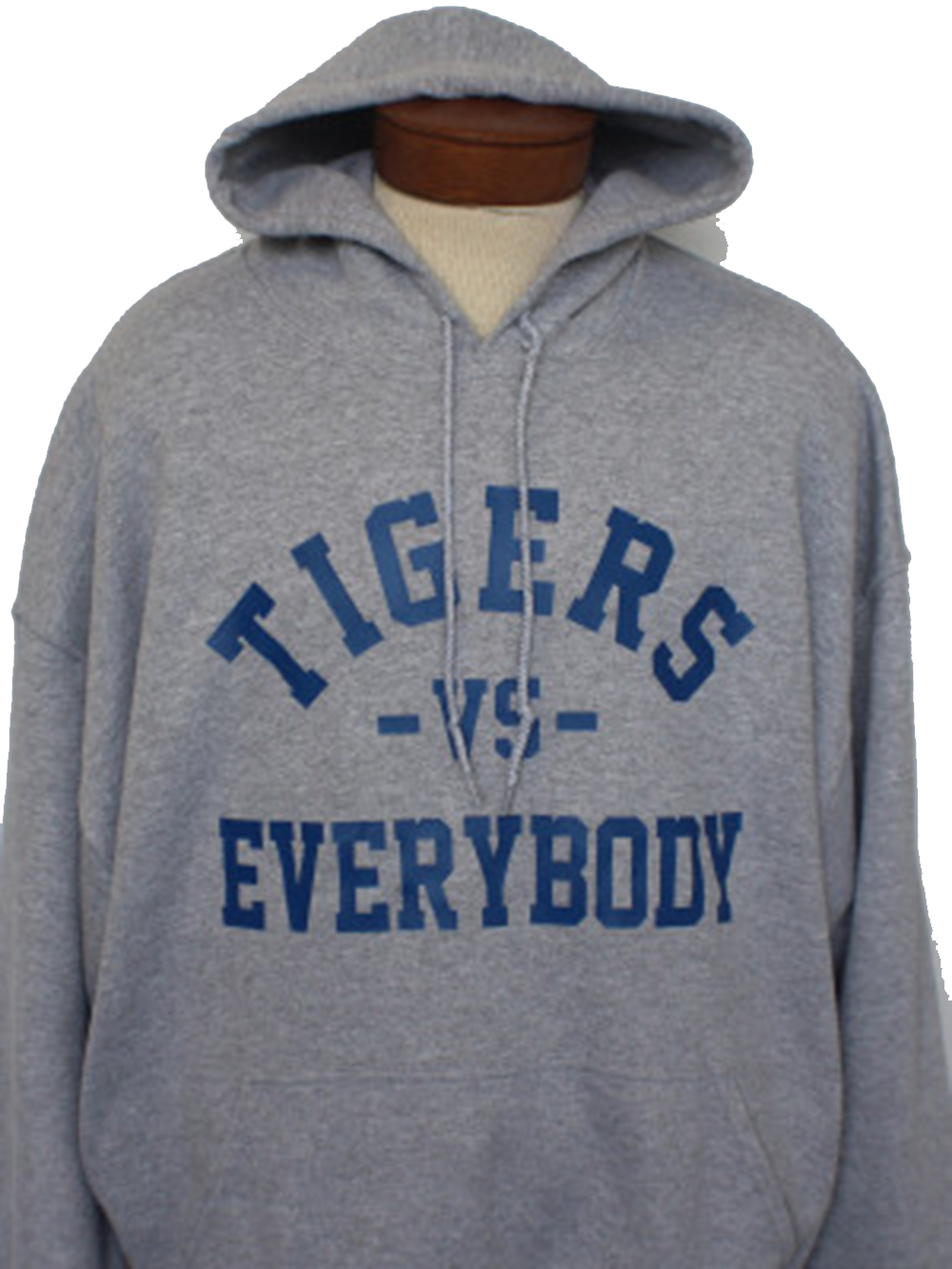 grey-Tigers-Vs-Everybody-Hoodie-gray