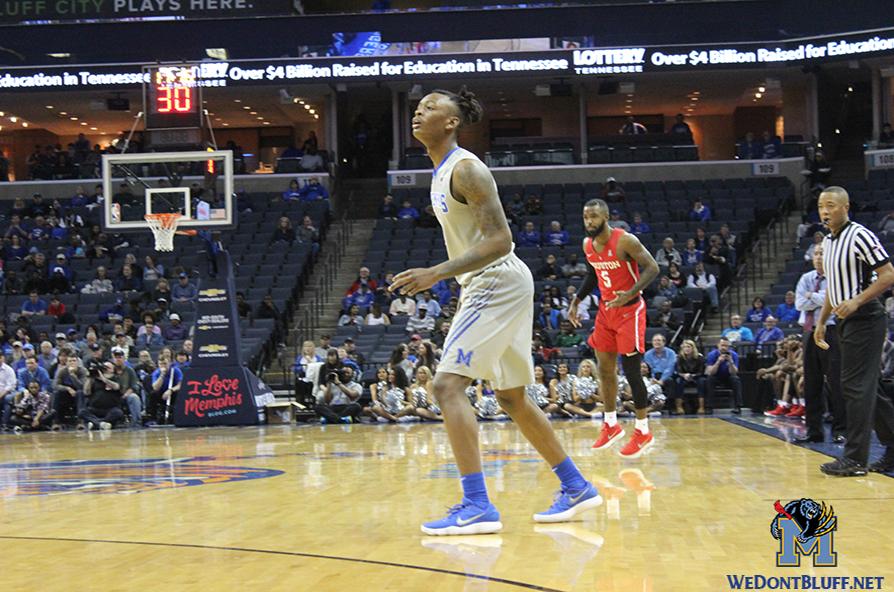 Memphis Defeats Houston (13)