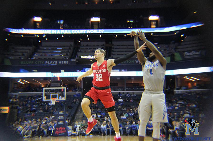 Memphis Defeats Houston (231)