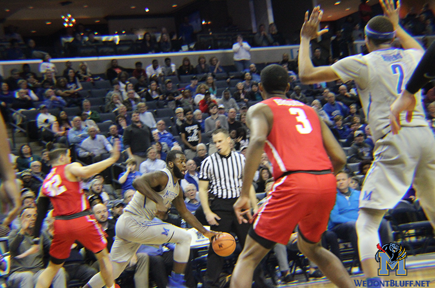 Memphis Defeats Houston (303)