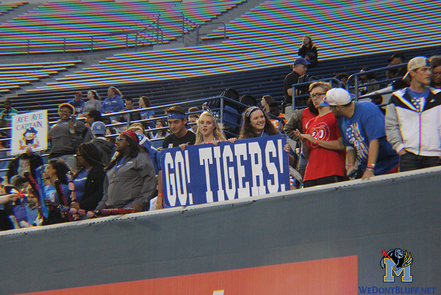 South Alabama 35 vs Memphis 52 (276)
