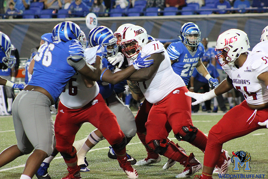 South Alabama 35 vs Memphis 52 (794)