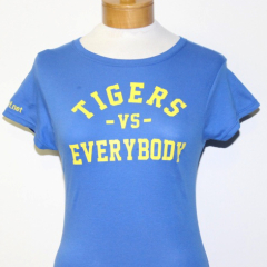 Tigers Vs Everybody-Women (Blue/Gold)