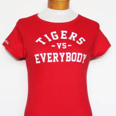 Tigers Vs Everybody- Women (Red)