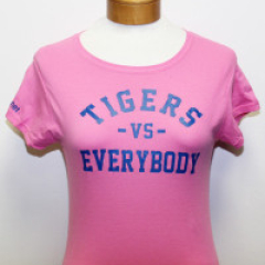 Tigers Vs Everybody – Women (Pink/Blue)