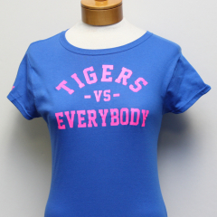 Tigers Vs Everybody – Women (Blue/Pink)
