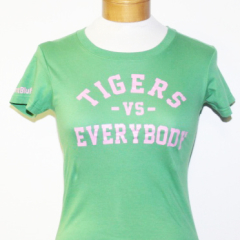 Tigers Vs Everybody-Women (Green)